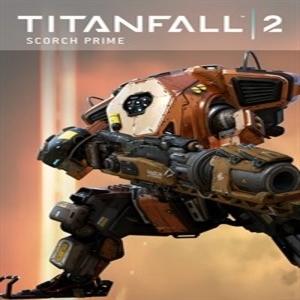 Titanfall 2 Scorch Prime