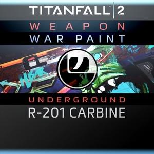 Titanfall 2 Underground R 201 Carbine