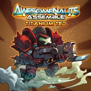 Buy Titanium Ted Awesomenauts Assemble Skin Xbox One Compare Prices