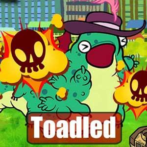 Toadled