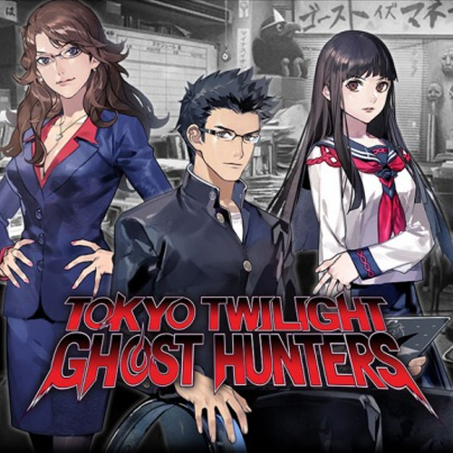 Buy Tokyo Twilight Ghost Hunters PS3 Game Code Compare Prices