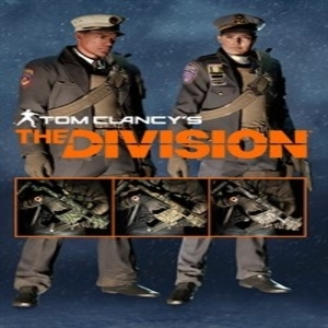 Tom Clancy The Division Parade Pack