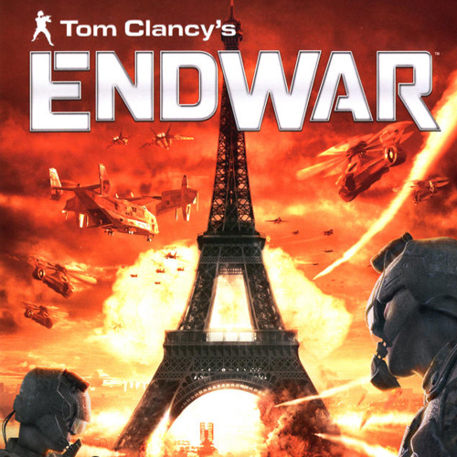 Buy Tom Clancys Endwar CD Key Compare Prices