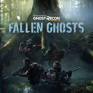 Buy Tom Clancys Ghost Recon Wildlands Fallen Ghost CD Key Compare Prices