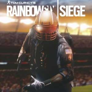 Tom Clancy's Rainbow Six Siege Bandit Football Helmet