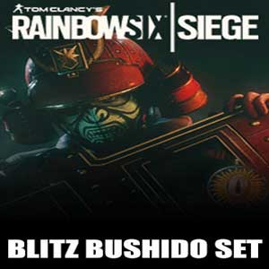 Tom Clancy's Rainbow Six Siege Blitz Bushido