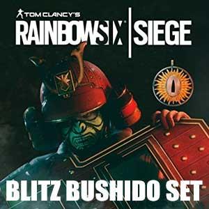 Buy Tom Clancys Rainbow Six Siege Blitz Bushido Set CD Key Compare Prices