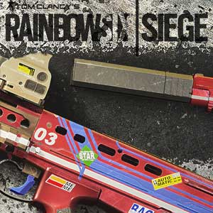 Tom Clancy's Rainbow Six Siege British Racer Pack