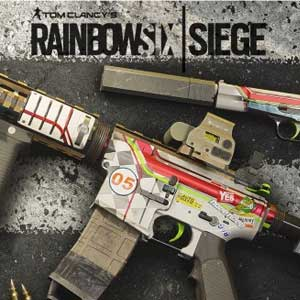 Tom Clancys Rainbow Six Siege Canadian Racer Pack