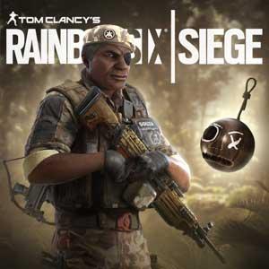 Tom Clancy's Rainbow Six Siege Capitão Loreto Set
