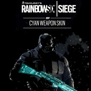 Buy Tom Clancys Rainbow Six Siege Cyan CD Key Compare Prices