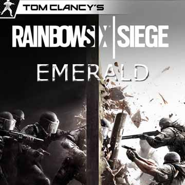 Tom Clancys Rainbow Six Siege Emerald