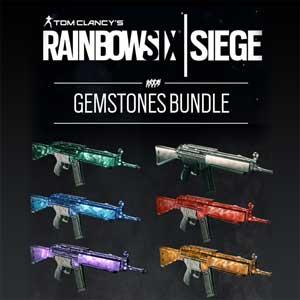 Buy Tom Clancys Rainbow Six Siege Gemstone Bundle CD Key Compare Prices