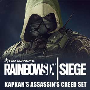 Buy Tom Clancys Rainbow Six Siege Kapkans Assassins Creed Set CD Key Compare Prices