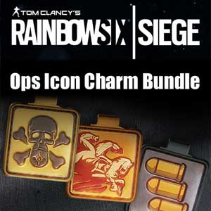 Buy Tom Clancys Rainbow Six Siege Ops Icon Charm Bundle CD Key Compare Prices