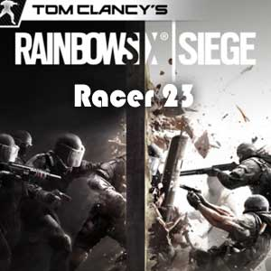 Buy Tom Clancys Rainbow Six Siege Racer 23 CD Key Compare Prices