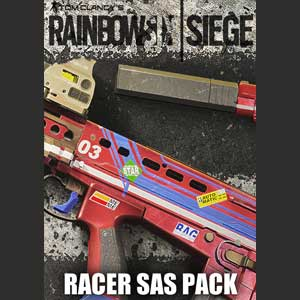 Tom Clancy's Rainbow Six Siege Racer SAS Pack