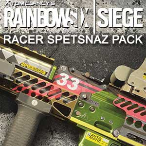 Buy Tom Clancys Rainbow Six Siege Racer Spetsnaz Pack CD Key Compare Prices