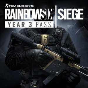 Tom Clancy's Rainbow Six Siege Season Pass Year 3