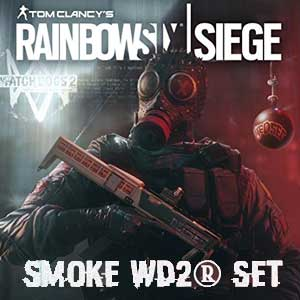 Tom Clancys Rainbow Six Siege Smoke Watch Dogs 2 Set