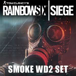 Tom Clancys Rainbow Six Siege Smoke WD2 Set