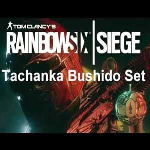 Buy Tom Clancys Rainbow Six Siege Tachanka Bushido CD Key Compare Prices