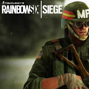 Tom Clancy's Rainbow Six Siege Thermite Military Police Set