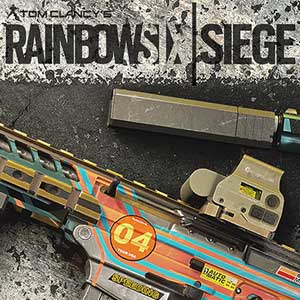 Tom Clancy's Rainbow Six Siege USA Racer Pack