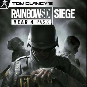 Buy Tom Clancy's Rainbow Six Siege Year 4 Pass PS4 Compare Prices
