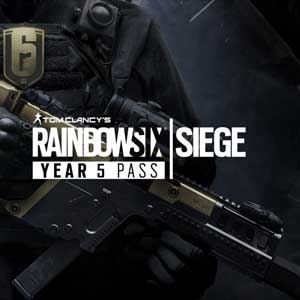 Buy Rainbow Six Siege Year 5 Pass CD KEY Compare Prices