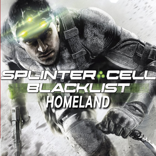 Tom Clancys Splinter Cell Blacklist Homeland