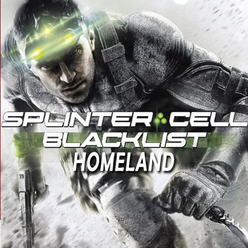 Buy Tom Clancys Splinter Cell Blacklist Homeland CD Key Compare Prices