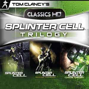 Buy Tom Clancys Splinter Cell Classic Trilogy HD PS3 Game Code Compare Prices