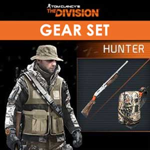 Buy Tom Clancys The Division Hunter Gear Set CD Key Compare Prices