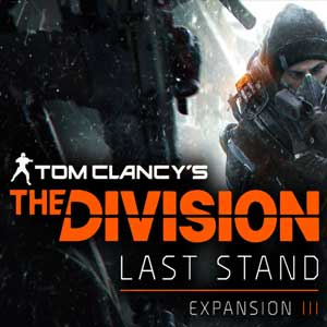 Buy Tom Clancys The Division Last Stand CD Key Compare Prices