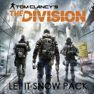 Buy Tom Clancys The Division Let It Snow Pack CD Key Compare Prices