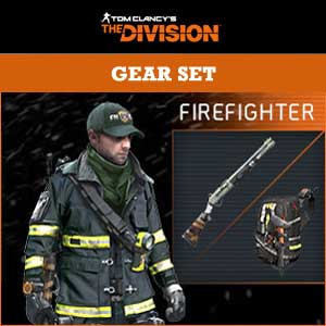 Buy Tom Clancys The Division NY Firefighter Gear Set CD Key Compare Prices
