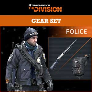 Buy Tom Clancys The Division NY Police Gear Set CD Key Compare Prices