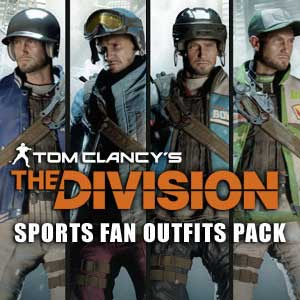 Tom Clancys The Division Sports Fan Outfit Pack