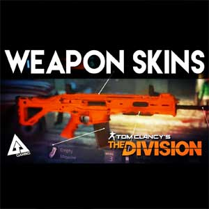 Buy Tom Clancys The Division Weapon Skins Xbox One Code Compare Prices