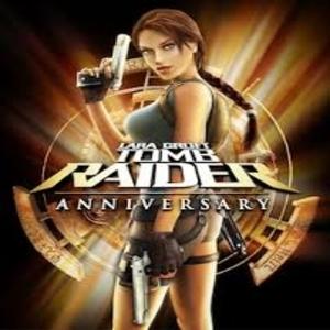 Tomb Raider Anniv
