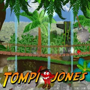 Tompi Jones