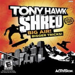Buy Tony Hawk Shred PS3 Compare Prices