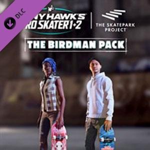 Tony Hawk's Pro Skater 1 Plus 2 The Birdman Pack