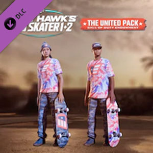 Tony Hawk's Pro Skater 1 Plus 2 The United Pack