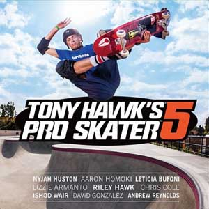 Buy Tony Hawks Pro Skater 5 PS3 Game Code Compare Prices