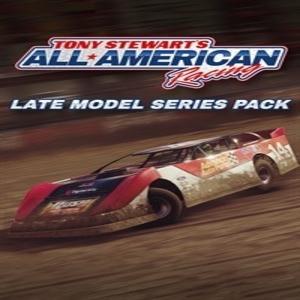 Tony Stewarts All-American Racing Late Model Series Pack