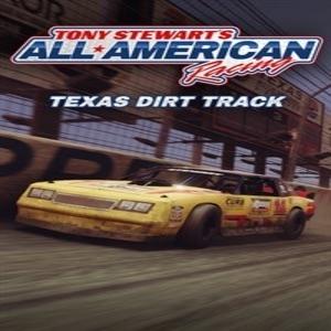 Tony Stewarts All-American Racing Texas Motor Speedway Dirt Track