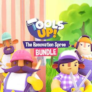 Tools Up The Renovation Spree Bundle