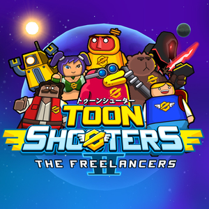 Toon Shooters 2 The Freelancers
